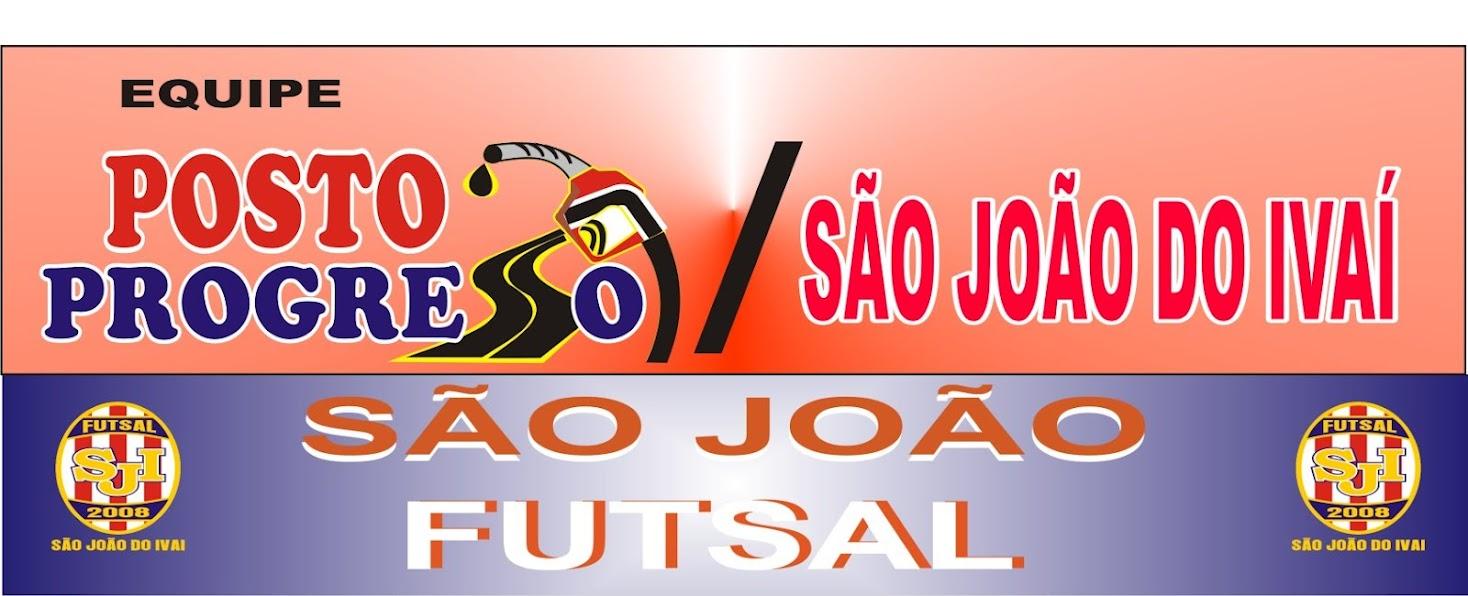 São João Futsal.