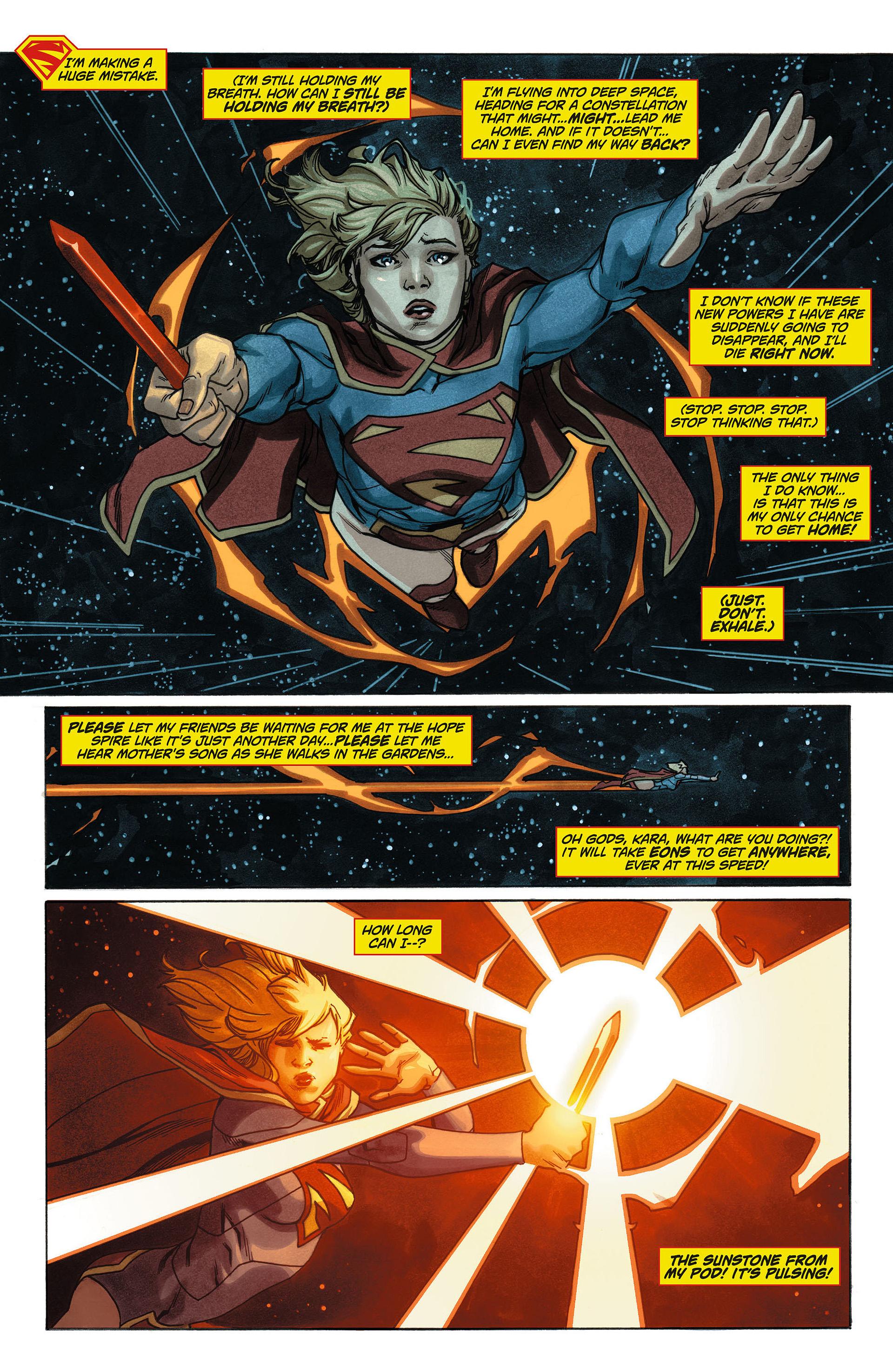 Supergirl (2011) Issue #5 #7 - English 3