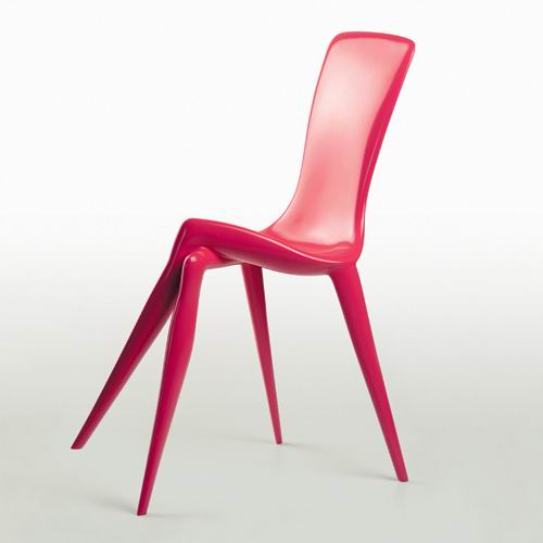 Immodeko top 10 des chaises les plus tonnantes for Designer de chaise celebre