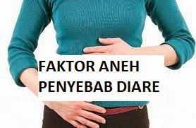 5 Faktor Aneh Penyebab Diare