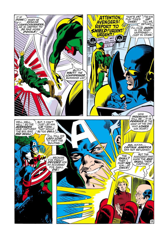 Captain America (1968) Issue #116 #30 - English 20