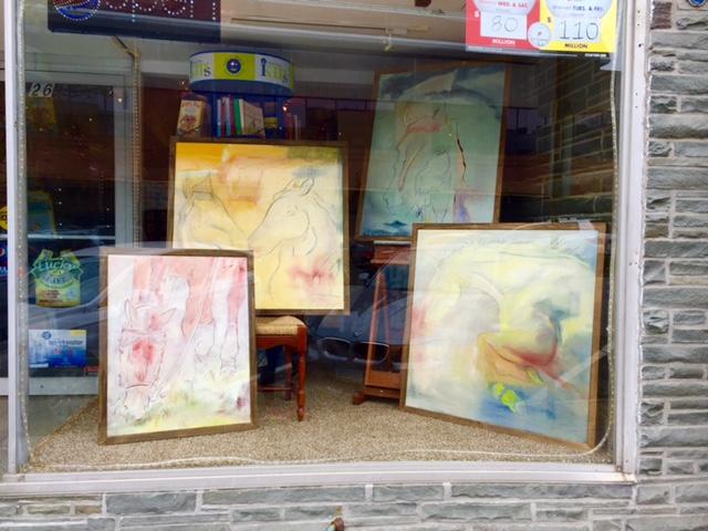 Art on the Avenue. Greenwich CT