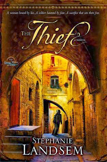 cover of The Thief by Stephanie Landsem