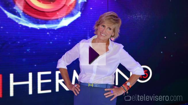 VÍDEO | EL PLATÓ DE 'GH 15' AL DESCUBIERTO