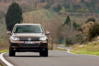 2012 Volkswagen Touareg V6 TDI Wallpapers