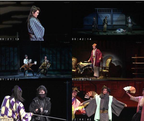 [TV-Variety] 風の次郎吉 ―大江戸夜飛翔 ― (WOWOW 2016.08.20)