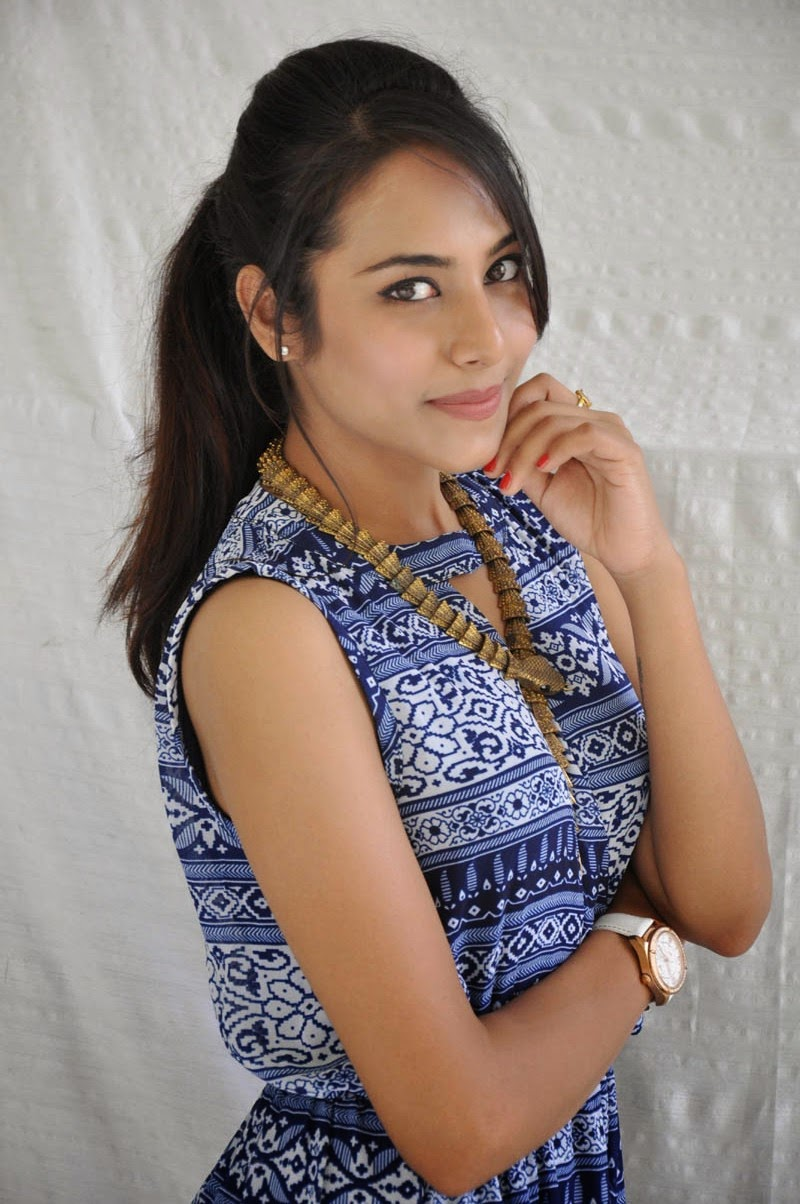 Khenisha Chandran at Jaganatakam press meet-HQ-Photo-16
