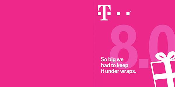 T-Mobile Un-Carrier 8.0