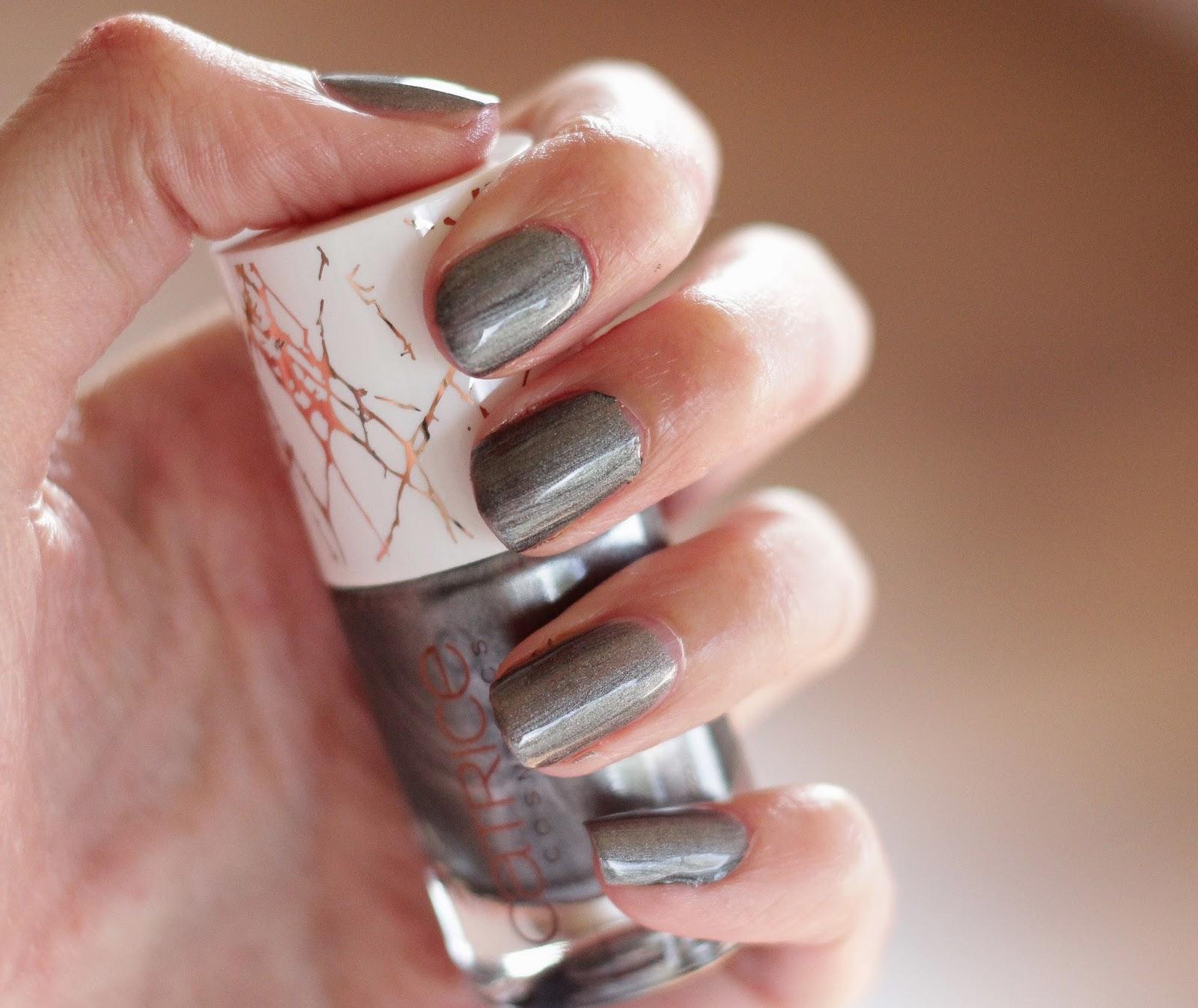 catrice metallure metalfusion nagellak swatch