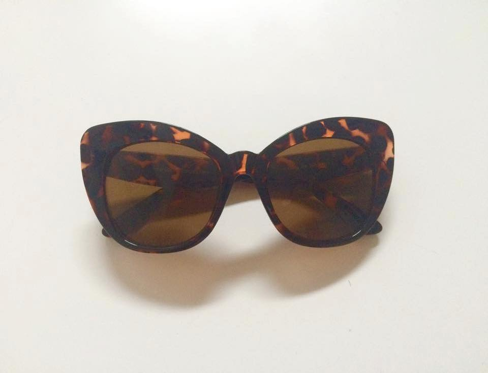 cat eye sunglasses, huge sunnies, tortoiseshell, accessories, fashion, favourites