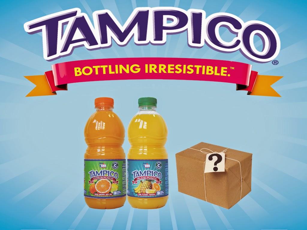 Sorteo Tampico Probar productos en casa