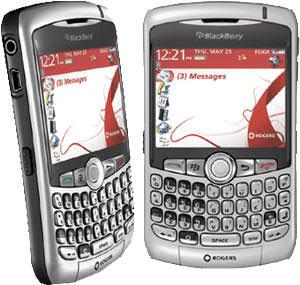 BlackBerry Curve 8310 mannual