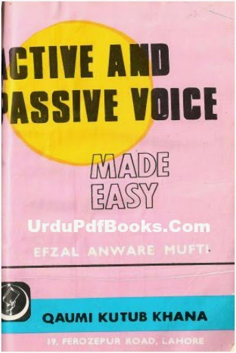 Active Passive Voice Made Easy