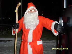 Suomen aito savuton ja raitis joulupukki 044-3380291