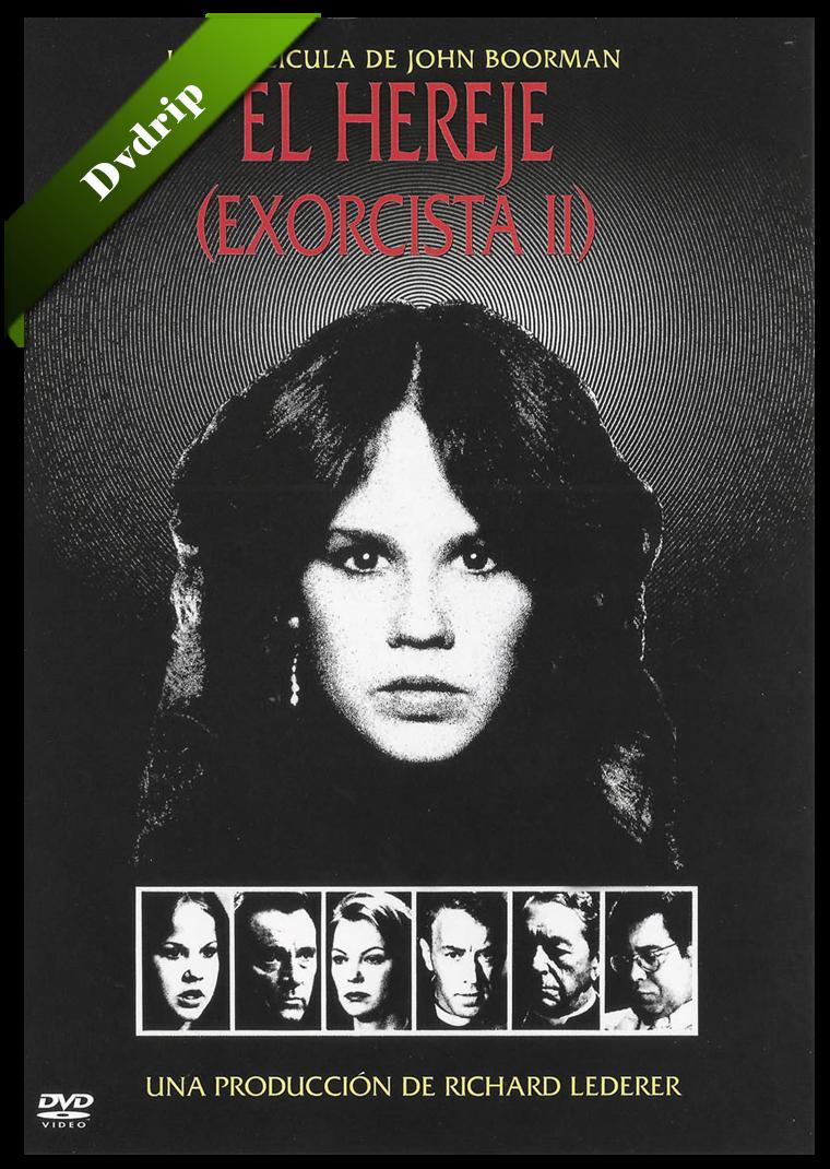 El Exorcista 2 El Hereje Dvdrip Castellano 1977