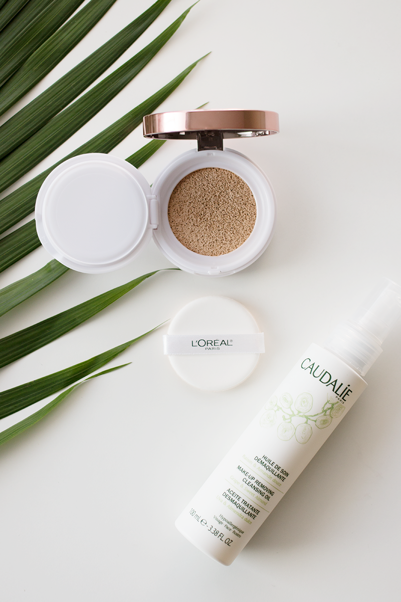 Two new beauty products to try now from L'Oreal and Caudalie