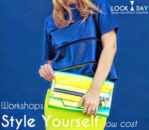 7ª edição curso Style Yourself low cost - Outubro e Novembro