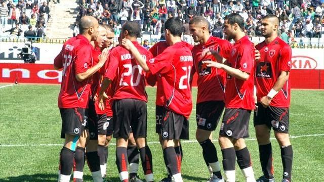 اتحاد الجزائر يتأهل بفضل مباراة الذهاب رغم الخسارة أمام فولاه