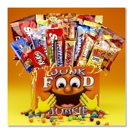 When it comes to fast easy and unhealthy food you willgenerally