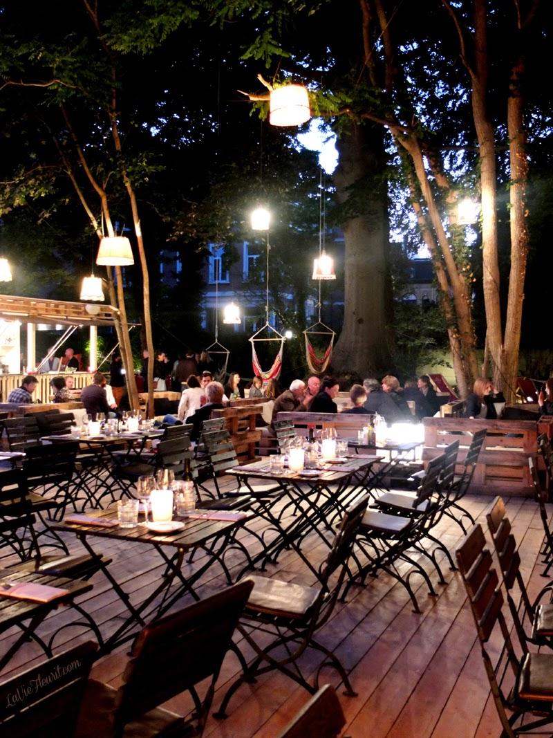 Antwerpen, Bar, Zomer, restaurant, Bocadero, Glow, GlowbyWoutBru, Josephine's Summer Bar, Hotspot, Antwerp, Schelde, Cocktails, Drank, Eten, Lifestyle, Blog, LaVieFleurit.com,
