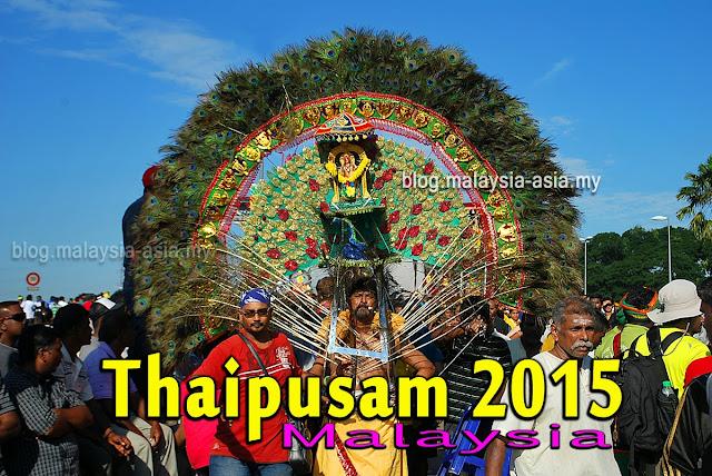 Thaipusam 2015 Photos