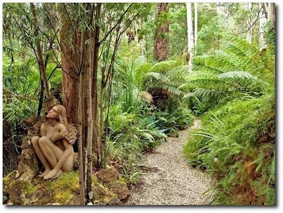 Las esculturas mágicas de Bruno Torfs - Marysville Australia - Jardín de esculturas26