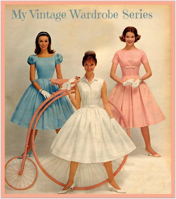 My Vintage Wardrobe Series