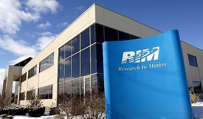 RIM Q2 Results