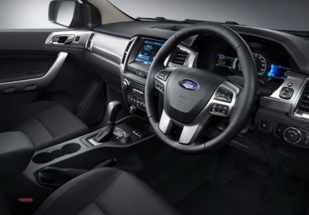 2017 Ford Ranger Specs