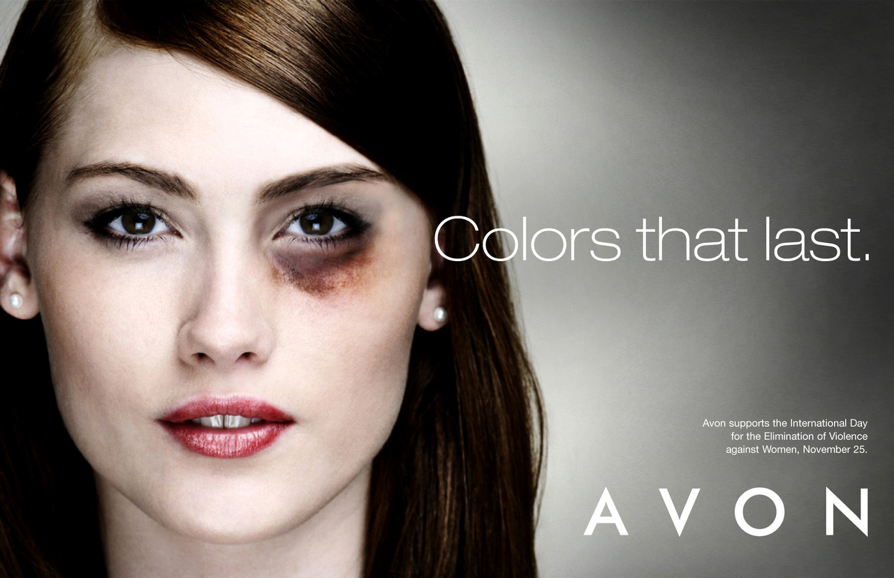 Image Result For Avon The Violence Against Women Ad