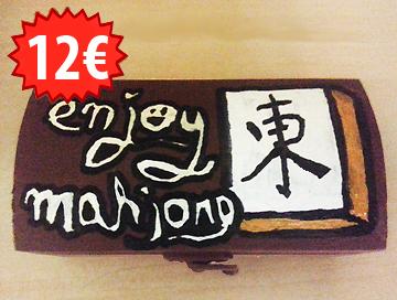 Cajita Enjoy Mahjong