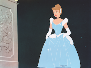 Coloring Pages for Cinderella