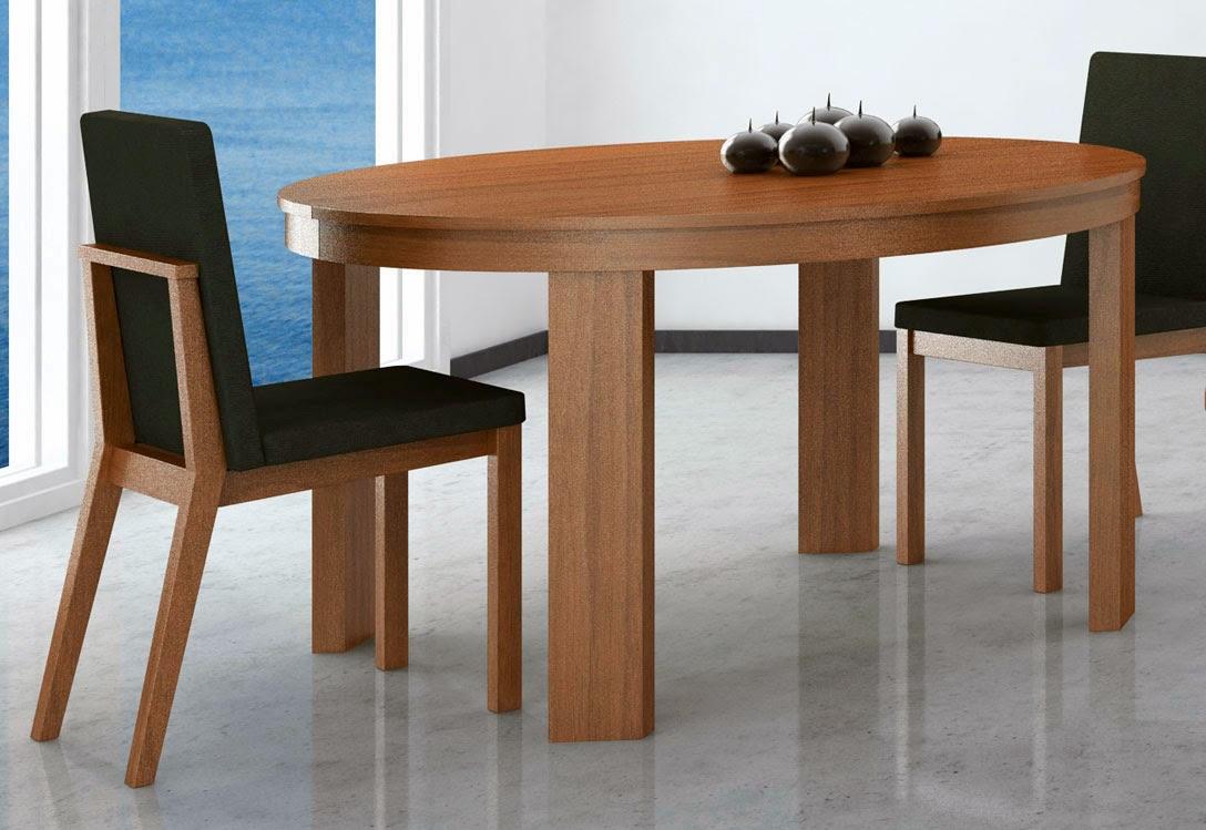 Mesas de comedor 10 mesas de comedor redondas maravillosas for Mesas redondas modernas comedor