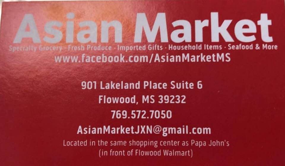 GET ALL OF YOUR ASIAN FOOD GROCERY HERE