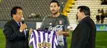 Claudio Pizarro confirmó su presencia en 'partido de las estrellas'.