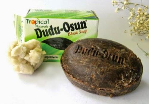 African black soap dudu osun Nigeria