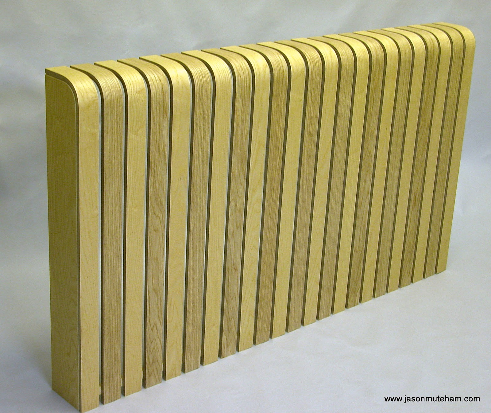 ... - Furniture Designer & Maker: A radiator cover thats a bit special
