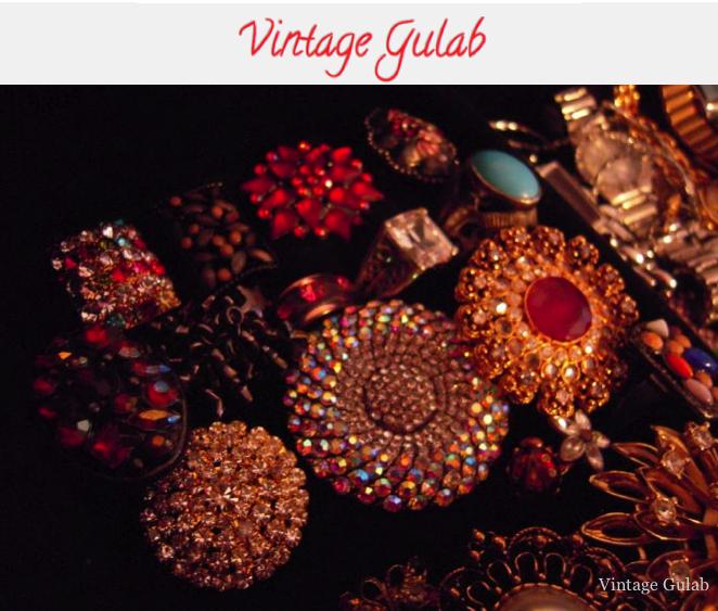 Vintage Gulab