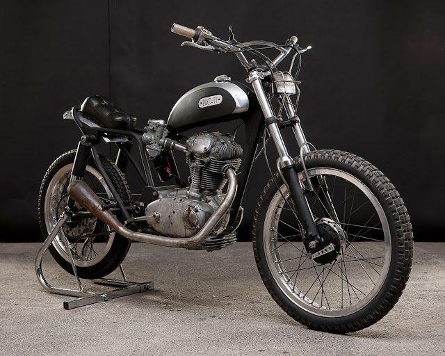 1967 Ducati Scrambler 350 | Ducati Scrambler 350 | Ducati Scrambler | Custom Ducati Scrambler