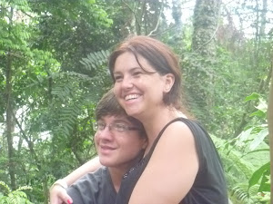 Eu e meu filho Rafael...