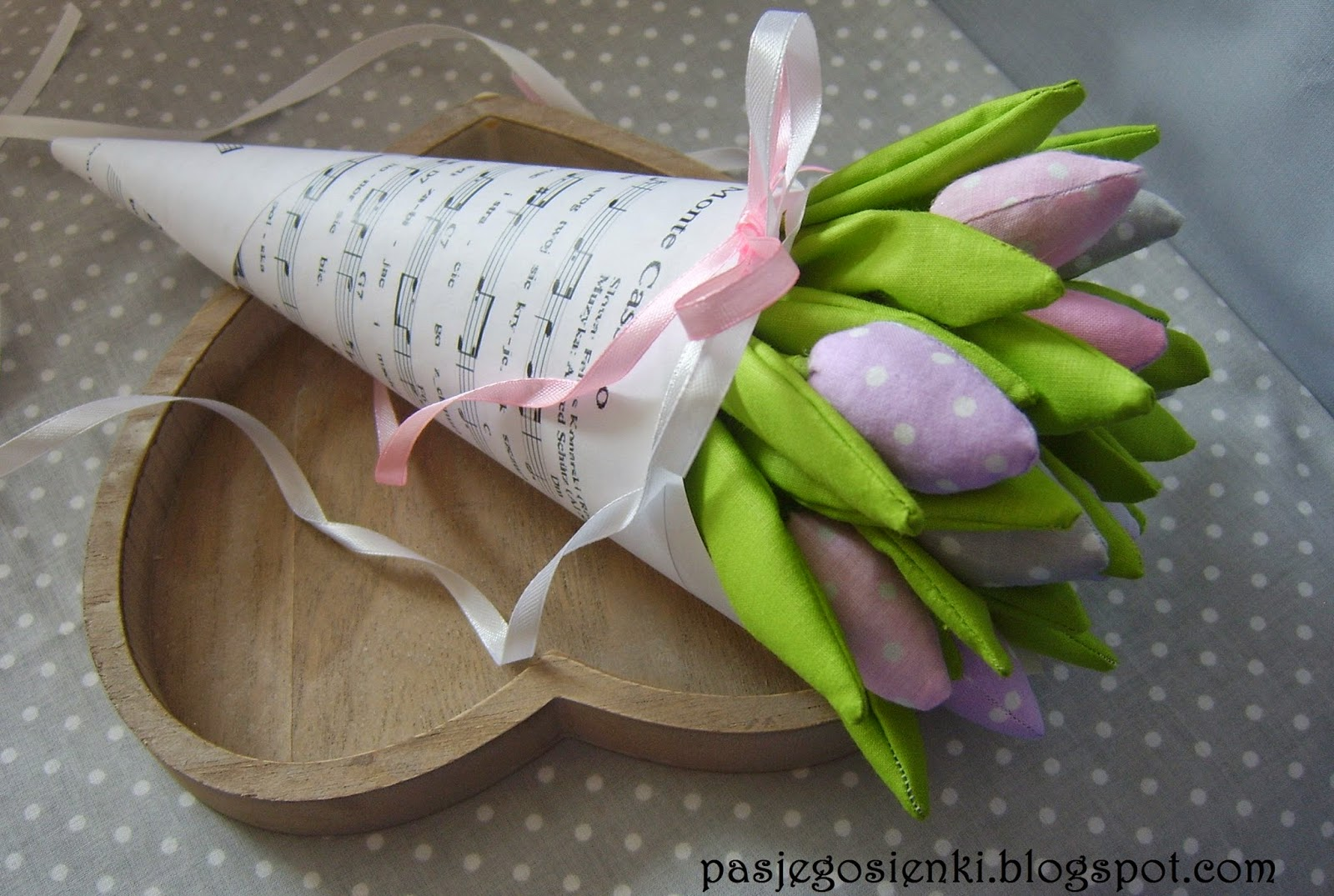 wieczne tulipanki