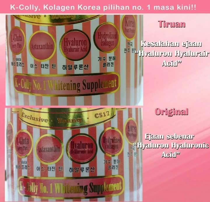 K Colly Collagen Harga Shoppe House: k colly ...
