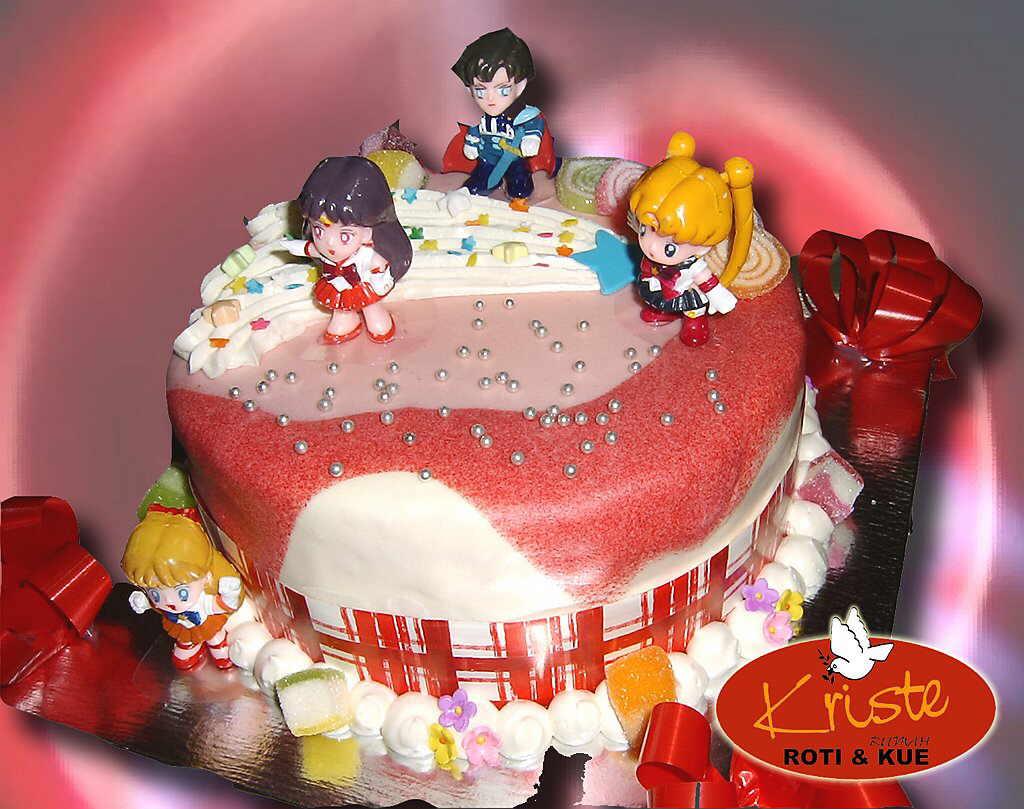 Images Kue Ulang Tahun : Kue Tart Ulang Tahun Anak (Perempuan) ~ Kriste Bakery & Cake