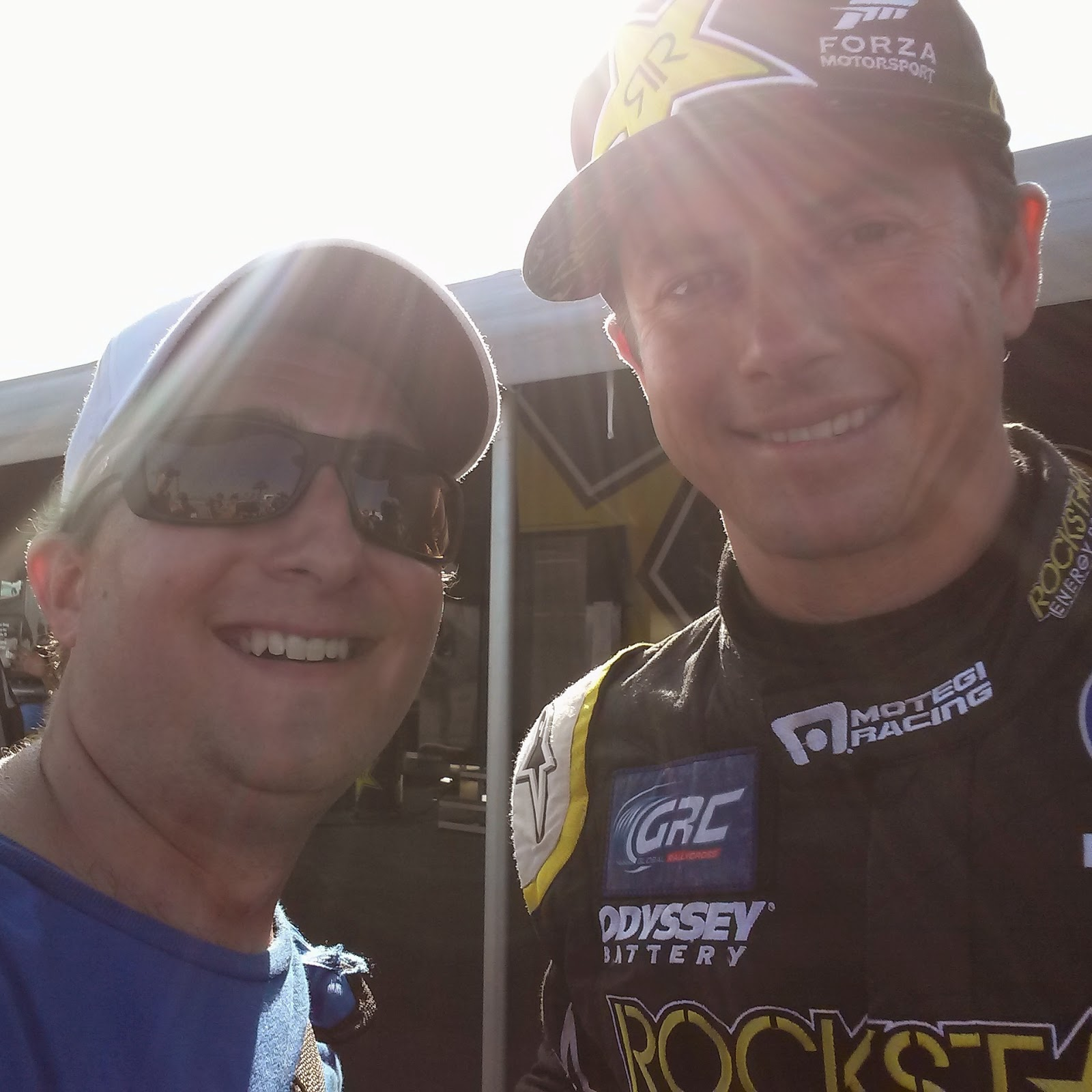Tanner Foust fan photo