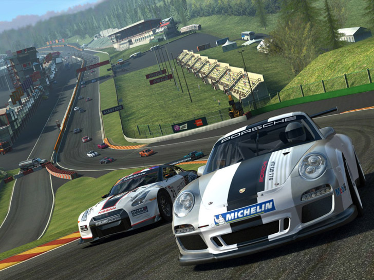 Real Racing 3 Free App Game By Electronic Arts