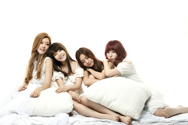 Girl's Day Don't Forget Me Wallpaper