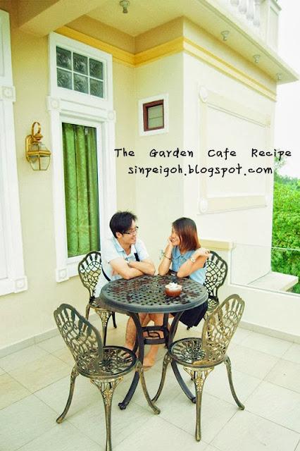 The Garden Cafe Recipe