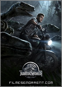 Jurassic World - O Mundo dos Dinossauros Torrent Dublado