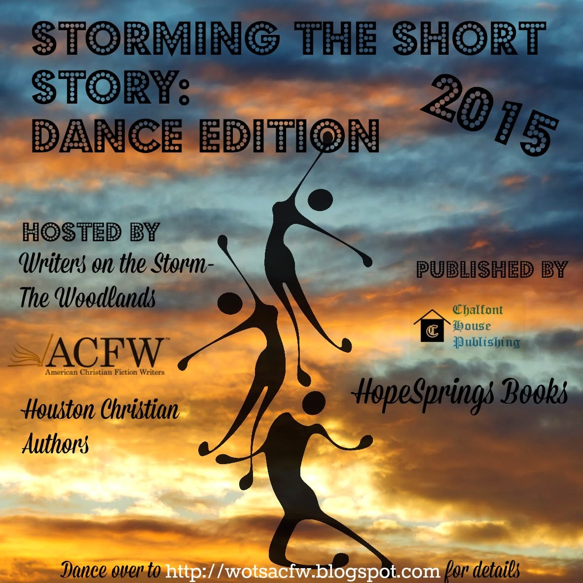 DANCE! 2015 Storming the Short Story Contest
