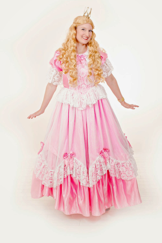 Nicoline Louise Roos er Eventyrprinsessen